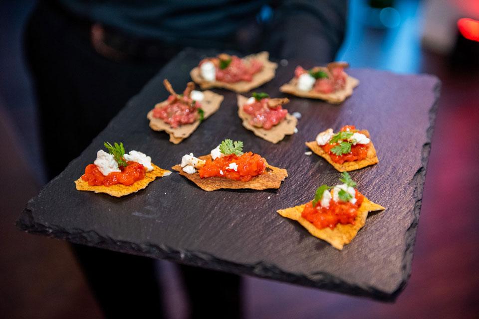 Catering Veranstaltungsfoto