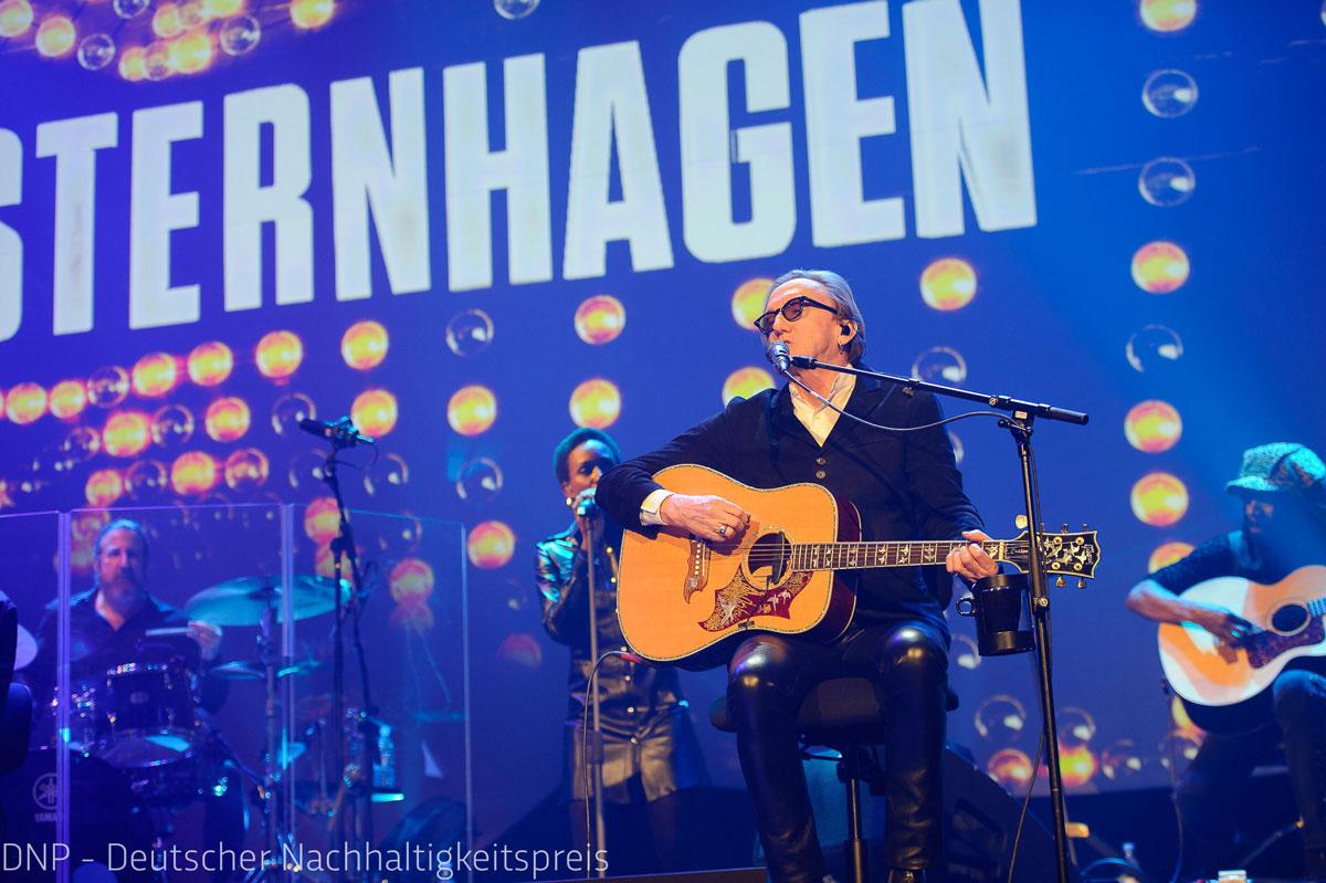 Eventfotografie von Westernhagen auf dem Deutschen Nachhaltigkeitspreis