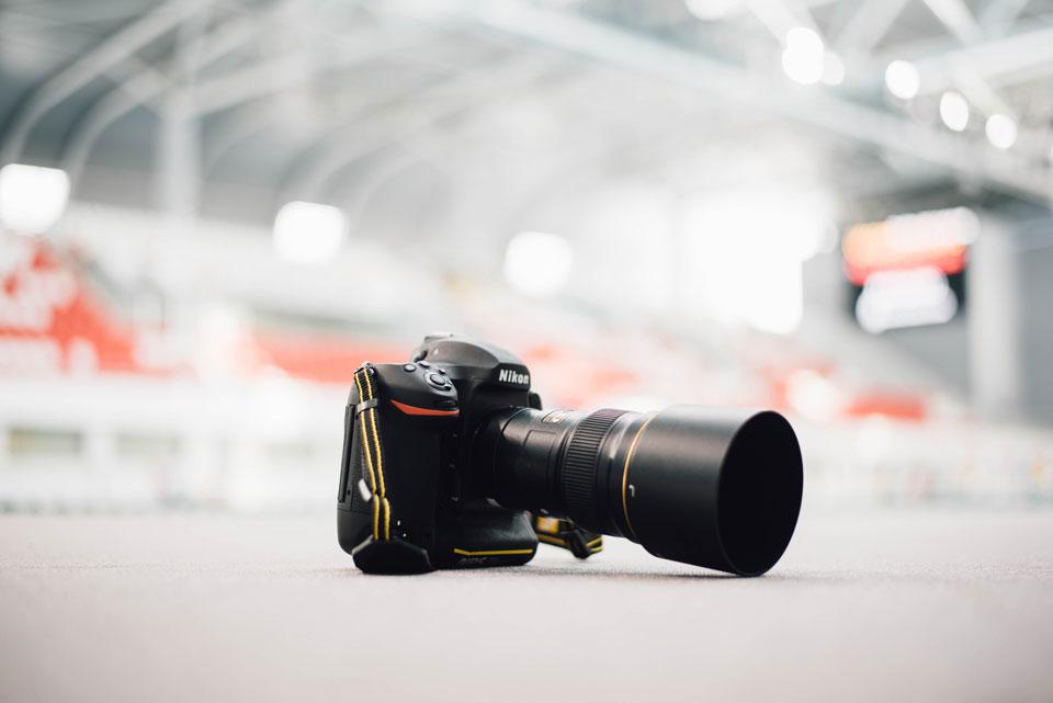 Equipment als Eventfotograf